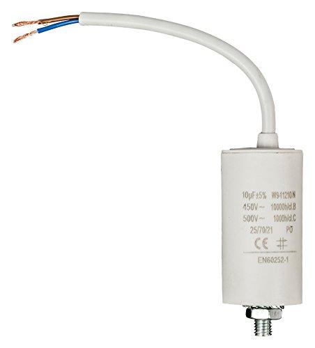 Fixapart–CAPACITOR 10.0uF/450V + Kabel