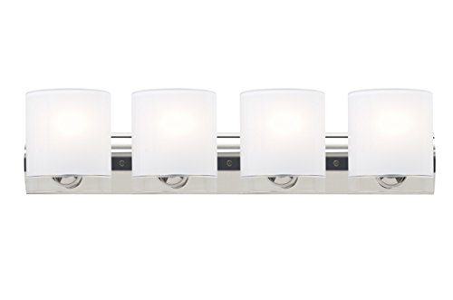 Besa 4WZ-CELTICCL-CR Four Light Wall Sconce from Celtic Collection