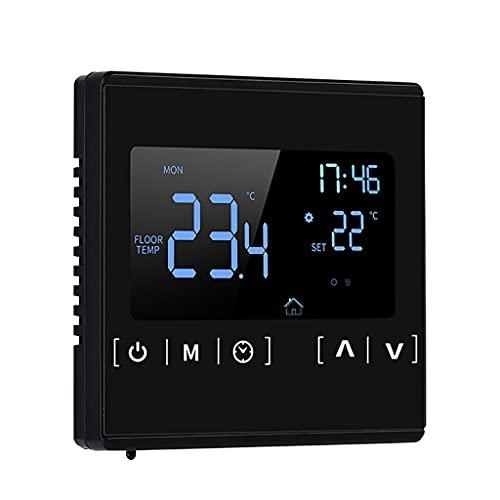 WODMB Termorgulador De Calefacción De Agua Lcd Sistema De...