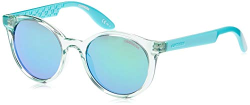 Carrera Junior CARRERINO 14 Z9 KRD Gafas de sol, Turquesa (Aqua Marine/Green Multilaye), 46 Unisex-Niño