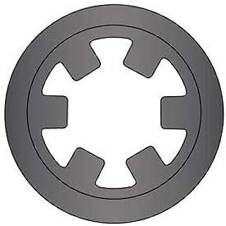 Spring Steel Pkg of 440 USA Stamped PO-037 3//8 External Poodle Ring