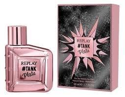 Replay Perfumes Replay # Tank Plate for Her Eau de Toilette ml.501.7fl. oz Spray