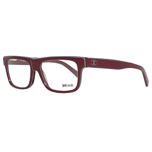 Just Cavalli Optical Frame Jc0612 068 54 Montature, Marrone (Brown), 54.0 Uomo