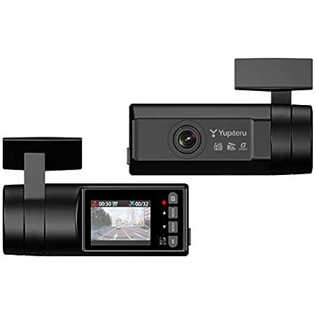 ユピテル 超広画角174°夜間特化ドライブレコーダー SN-SV70c GPS 衝撃センサー WiFi HDR SN-SV70c
