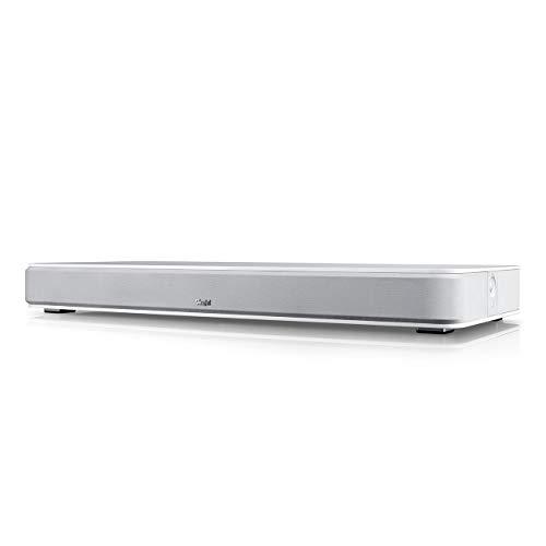 Teufel Cinedeck Weiß Sounddeck für TV Musik Bluetooth mit aptX® Dynamore®
