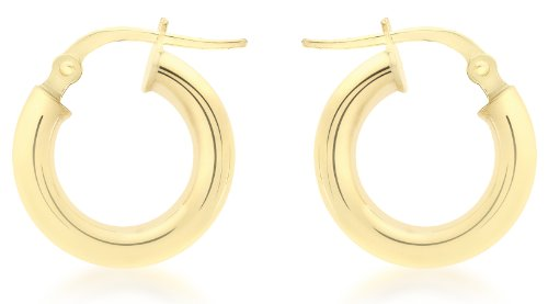 Carissima Gold Pendientes de mujer con oro amarillo 9 K (375)