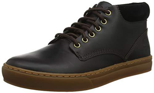 Timberland Herren Adventure 2.0 Cupsole Chukka Sneaker Halbhoch, Braun (Dark Brown Full Grain), 44 EU