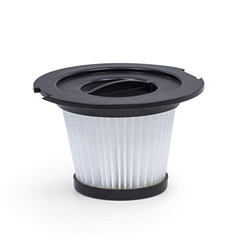 KLARSTEIN Clean Butler 4G Silent - Filtro HEPA, per Aspirapolvere a Batteria, Filtro di Ricambio, Classe HEPA E10