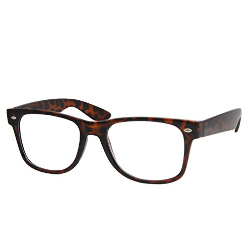 High Magnification Power Readers Reading Glasses 4.00-6.00 Tortoise/6.00