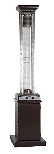 Fire Sense Hammered Bronze Finish Patio Heater review