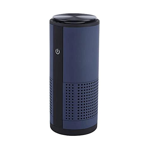 WGLL Mini purificatore d'Aria Auto Portatile - Il Vero Filtro pulisce Aria con filtrazione, Ideale per Viaggiare, casa, Auto e Uso Ufficio