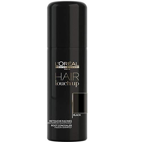 L'Oreal Paris LPF167 Hair Touch Up Shampooing Noir