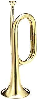 SNOWINSPRING - Señal de latón para trompeta, color cobre