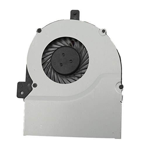 Deinbe Ersatz für ASUS K55 K55V K55VD A55 A55A A55V A55VD K55VM R500V X55 X55V x55vd CPU-Lüfter