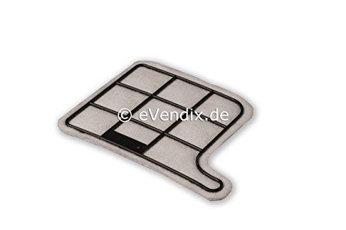 eVendix 1 x Motorschutz-Filter Motor-Filter passend für Staubsauger Vorwerk Kobold VK 135, 135 SC, 136