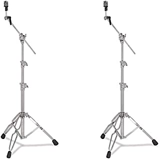 DW 9700 Straight/Boom Cymbal Stand (2 Pack Bundle)