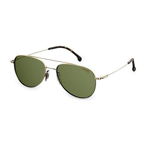 Carrera 187-S-2IK-UC Gafas, HVNA Gold, 56/17/140 para Hombre