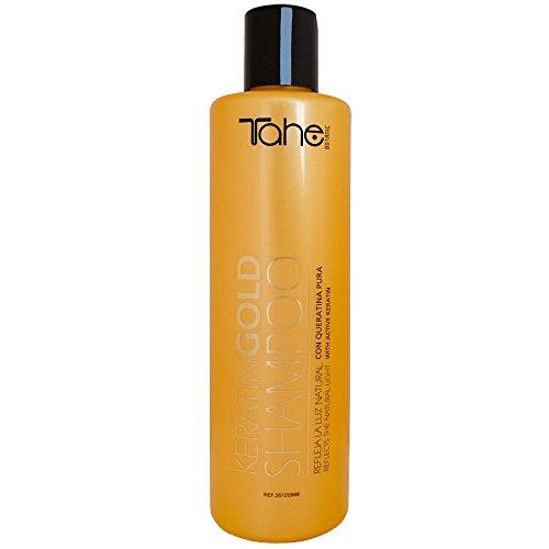 Tahe Botanic Keratin Gold Shampoo, 300 ml