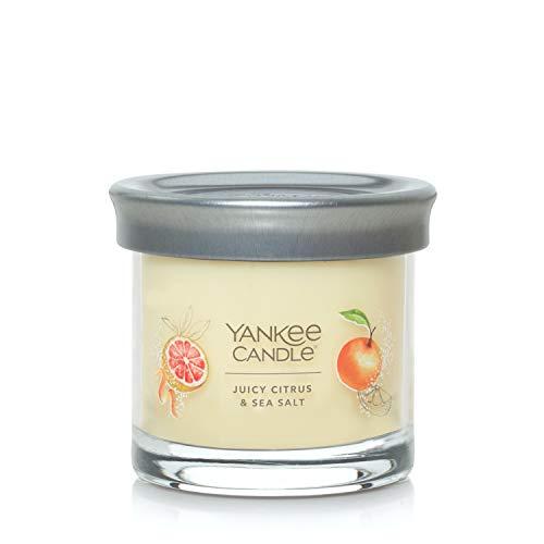 Yankee Candle Juicy Citrus & Sea Salt Signature Small Tumbler Candle
