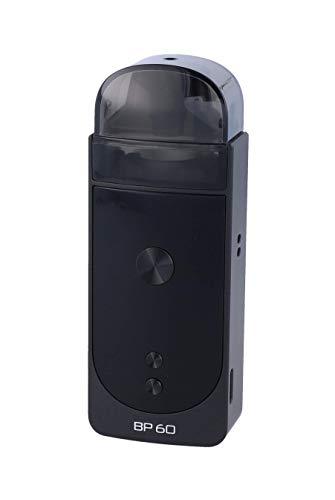 aspire BP60 E-Zigaretten Set I 5 ml Tankvolumen I 1400mAh Akku I Farbe: schwarz
