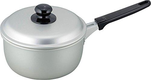 和平フレイズ 片手鍋 煮物 茹で物 舞楽 18cm 軽量タイプ アルマイト加工 ガス火専用 MR-7584