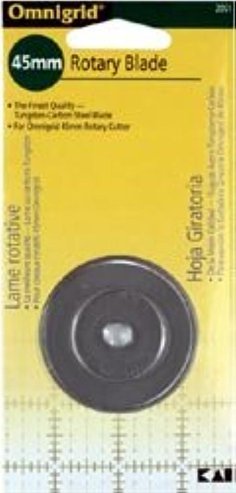 Bulk Buy: Dritz Omnigrid Rotary Blade Refill 45mm 2051 (3-Pack)