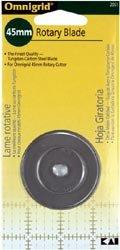 Dritz Omnigrid Rotary Blade Refill 45mm 2051 (3 Pack)