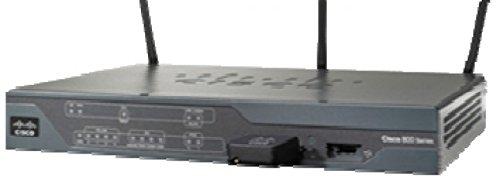 Cisco 881G ETHERNET SEC Router **New Retail**, CISCO881GW-GN-E-K9 (**New Retail**)