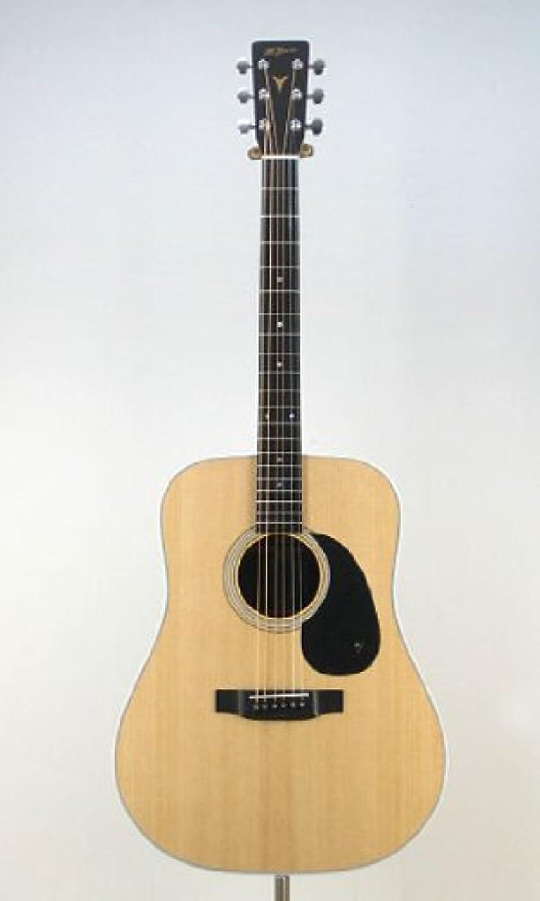 風邪をひく召喚するドローK.YAIRI DY-28 Kヤイリ Standard Series オール単板アコースティックギター