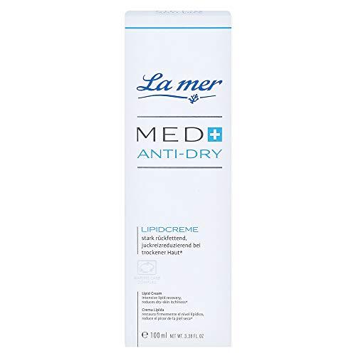 La mer Med + Anti Dry Lipidcreme 100 ml ohne Parfum
