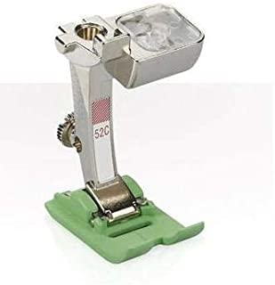 Sew-link #52C - Zigzag Non-Stick Sole 9mm Foot for Bernina New Style