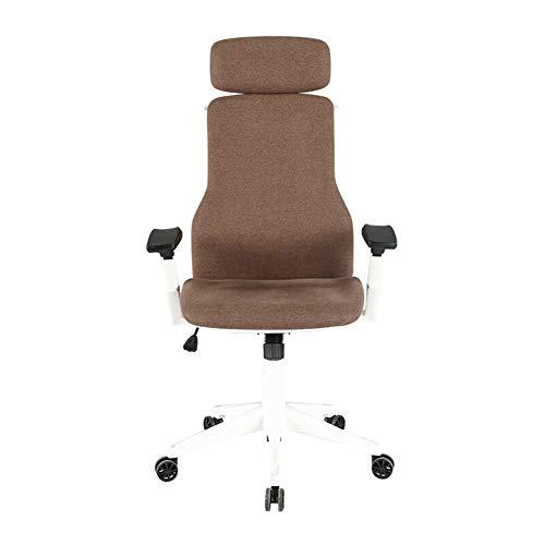 Silla de ordenador, silla de tela para el hogar, silla para el personal, silla de esports silla ergonómica del respaldo, silla de elevación del hogar