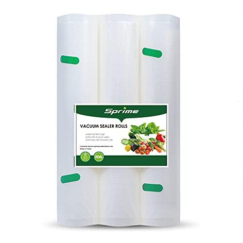 Bolsas para envasar al vacio bolsa envasadora al vacio 3 rollos Silvercrest BPA Frei...