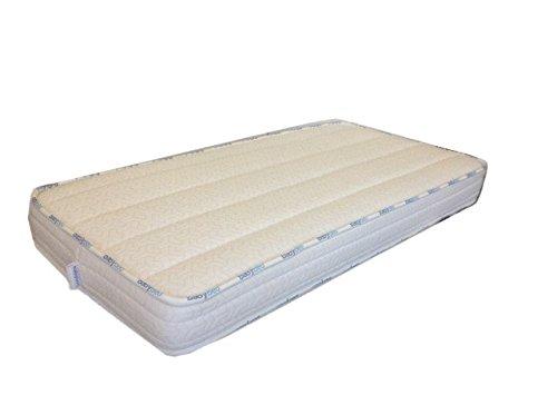Visco-elastische matras voor kinderbed, 140 x 70 cm. BaByBed visco-elastische babydeken