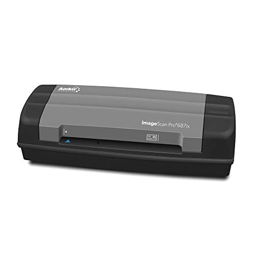 Buy Ambir ImageScan Pro 687ix Duplex Card Scanner