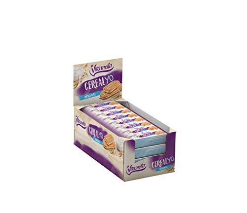 Vitasnella Cereal Yo Showbox - Confezione da 18 pezzi
