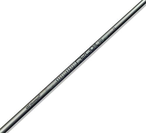 UST Mamiya Recoil 660 F3 Smoke Chrome .370 Parallel Tip Iron Shaft - Regular Flex