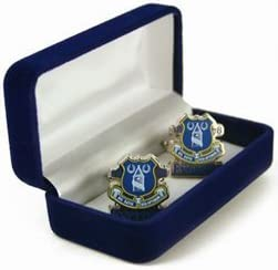 Everton Colorado Springs Mall F.C. Crest Cufflinks-Fantastic Gift For A All stores are sold Footba