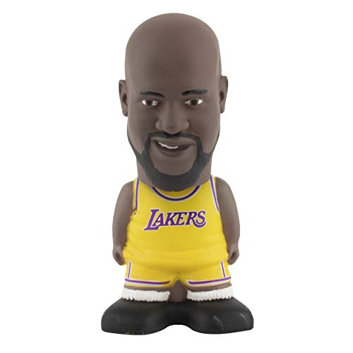 Maccabi Art Shaquille O'Neal LA Lakers Sportzies, NBA Legends Action Figure, Toy Minifigure, Collectible Figurine - Great Gift for Basketball Sports Fans