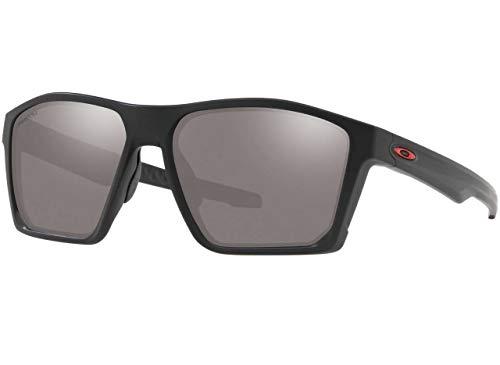 Oakley SI Targetline Sunglasses Matte Black Frame and Prizm Black Lens, 58MM