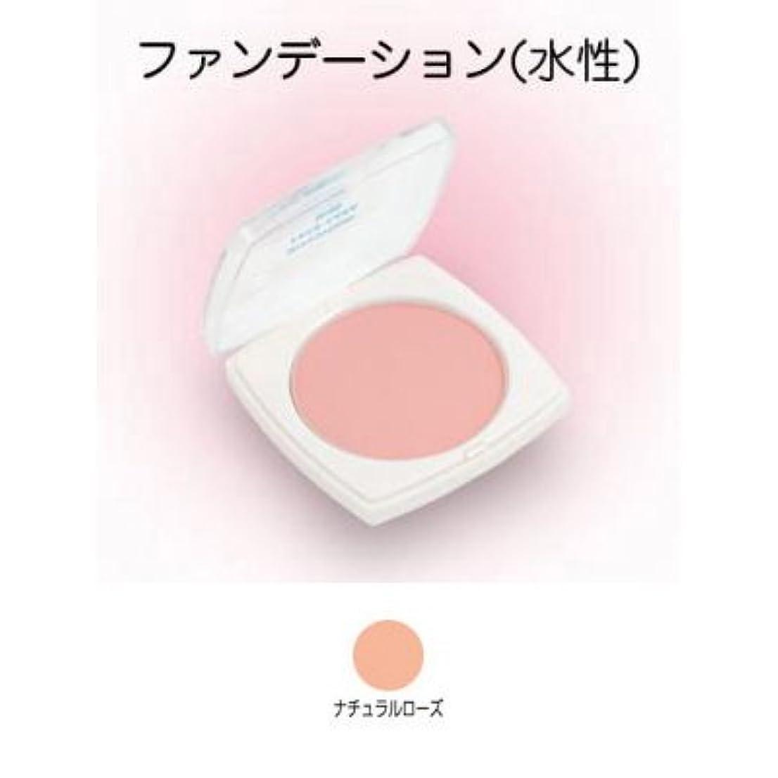 故障新聞音楽を聴くフェースケーキ ミニ 17g ナチュラルローズ 【三善】