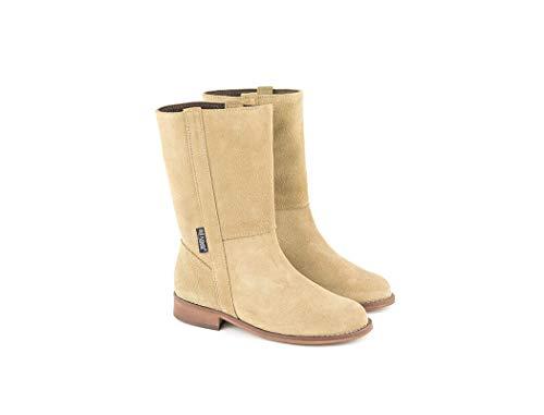 Oh!! Isabella Modelo Elche Girls, Zapato cómodo para Mujer Talla 34