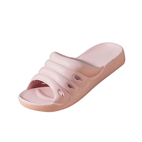 Luckycat Lindas Pantuflas para NiñOs Sandalias de Suela SúPer Suave Extremadamente Cómodas Pantuflas de BañO para NiñOs Zapatos para NiñOs de Suela Gruesa Pantuflas Ligeras
