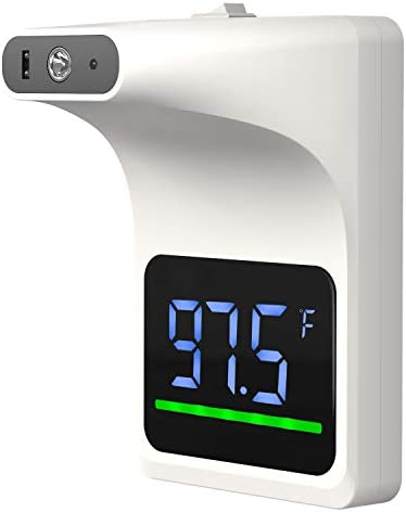 Wall Mounted Thermometer GEKKA Forehead Thermometer for Adults Non Contact Digital No Touch product image