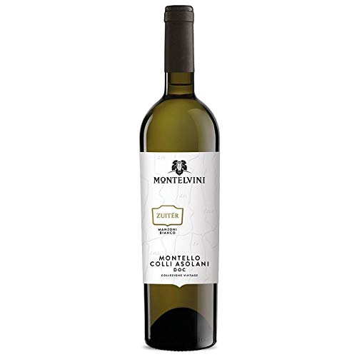 MONTELVINI MANZONI WHITE MONTELLO MONTELLO HALSBÄNDER DOC VINTAGE COLLECTION 75 CL