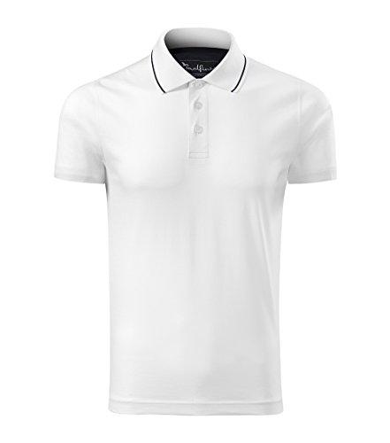 OwnDesigner by Adler Modieus poloshirt voor heren Grand - Super Premium stof & Shirt snit | 100% gemerceriseerd katoen zijdeglans | S - XXXL