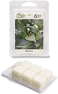 Country Jar Bayberry Scented Wax Melt Soy Tarts (6-Cube Pk) Sale! 20! Off 3 or More!