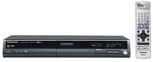 Learn More About Panasonic DMR-ES10K DVD Recorder , Black