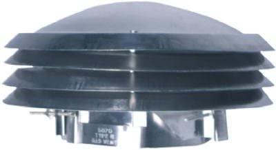 Leslie-Locke #5070 Adjustable Aluminum Versa Cap