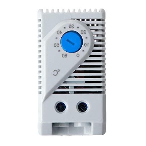 XIANZI KTS011 - Termostato mecánico compacto (0-60 ℃)